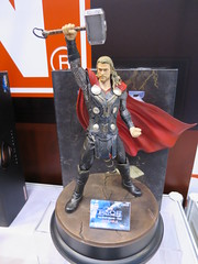 Toy Soul Hong Kong 2014 (lotzosushi) Tags: hk man black hot america toy toys star dc iron hong kong captain soul hawkeye wars hulk thor marvel widow avengers thanos hottoys hulkbuster toysoul