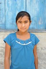 Maya Blue Chiapas Mexico (Ilhuicamina) Tags: people woman portraits mexico mujer gente maya mexican chiapas