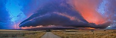 Skywhale? (Valley Imagery) Tags: panorama storm rainbow sony barossa a77ii