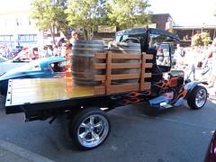 1926 Ford CCab 1 Ton (bballchico) Tags: 1926 ford truck ccab 1ton westseattlecarshow hotrod 206 washingtonstate