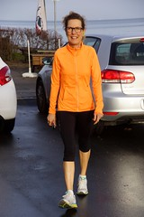Tina, after a run (osto) Tags: denmark europa europe sony zealand scandinavia danmark slt a77 sjlland osto alpha77 osto december2014