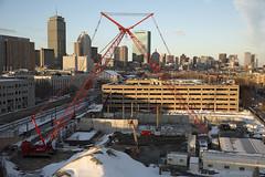 001A5489ES (brianjdamico) Tags: boston construction nu massachusetts bostonma neu northeastern northeasternuniversity isec interdisciplinaryscienceengineeringcomplex