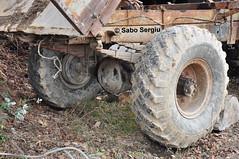 SR 114 Bucegi (SergiuSV) Tags: snow truck industrial offroad 4x4 transport 4wd sr114 lorry romania plow sr brasov bucegi 114 113 rosu 44 offroadvehicles steagul steagulrosu sabosergiuvlad