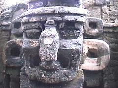 Mayan Stone Mask