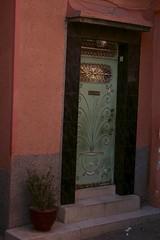 Medina door (ferande) Tags: africa door northafrica morocco marrakech