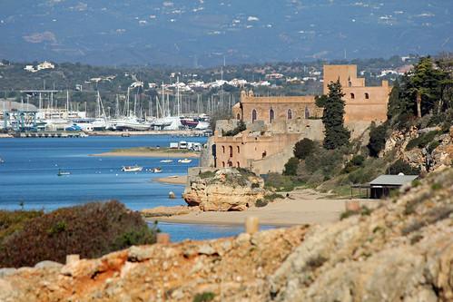Le château de Ferragudo