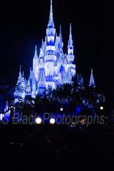 Disney Princess castle new years (Scott2273) Tags: christmas castle america lights orlando nikon florida magic kingdom disney special newyears wdw magical magickingdom 2014 2015 princesscastle d3200