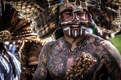 Aztec (Abel AP) Tags: people aztec aztecamexicanewyear aztecdancer azteca event aztecamexicanewyear2015 culture mexicanculture mexicanamericanculture sanjose california emmapruschpark usa abelalcantarphotography
