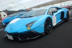 Lamborghini Aventador LP720-4 50° Anniversario Impact Blue (Andre.32) Tags: italy cars japan photography super exotic motorsports lamborghini supercar lemans motorsport supercars autosport anniversario fsw sportcar 富士スピードウェイ aventador impactblue asianlemans lp7204