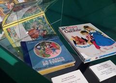 Hansel y Gretel (ciudad imaginaria) Tags: hanselygretel hnselundgretel bibliotecanacional exposicin cuentos books book lacasitadechocolate ferrndiz marapascual juanferrndiz libros