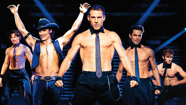 First Poster For MAGIC MIKE XXL Sees Channing Tatum Shirtless