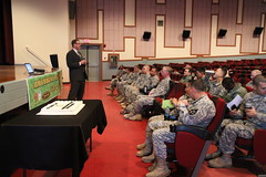 Army Emergency Relief training - U.S. Army Garrison Humphreys, South Korea - 26 February 2015 (USAG-Humphreys) Tags: camp usa soldier army asia republic force unitedstates military south united korea installation soldier
