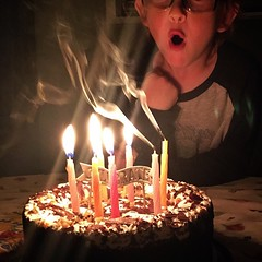 My #wish is for whatever he's wishing for to come true. As long as it doesn't require me to scoop any poop. #birthday #momlife #kids #love #cake (momfluential) Tags: birthday love me true cake kids for is long doesnt it any poop come whatever wish hes scoop wishing require my as momlife