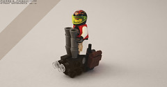M-TRON OCTOMOBILE (Pierre E Fieschi) Tags: art lego pierre concept fieschi mtron pierree febrovery octomobile