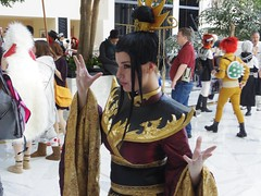 (magnet_terp) Tags: vacation cosplay conventions lok katsucon atla nationalharbor gaylordnationalharbor katsucon2015 katsucon21 katsubending