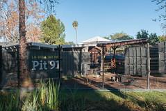 Excavation Pit 91 La Brea Tar PIts (SBGrad) Tags: california losangeles nikon nikkor labreatarpits hancockpark 2015 alr 24mmf28d pit91 d300s