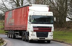 DAF 95XF R J Edwards YK03HGL  Frank Hilton 05032015 079 (Frank Hilton.) Tags: pictures classic truck frank photos transport hilton lorry trucks frankhilton frankhilton05032015