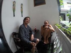 Photo de 14h - Yogyakarta  (Indonésie) - 10.03.2015