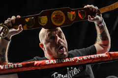 Boxing - Chris Mutley Ware vs Frankie Borg (sophie_merlo) Tags: sport wales chrisware boxing frankieborg welshboxing