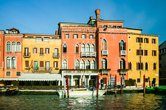 Hotel Principe (Raoul Pop) Tags: venice windows winter people italy cold building beautiful architecture docks europe italia seasons terraces arts scenic cities sunny places arches it structure historic canals balconies trips venezia villas palaces smugmug veneto googlephotos pubrp