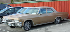 1965 Chevrolet Impala 327 (crusaderstgeorge) Tags: cars chevrolet sweden gävle sverige impala classiccars americancars 327 americanclassiccars explored 1965chevroletimpala327