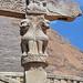 Le grand Stūpa de Sanchi, pilier est du Torana sud (Inde)