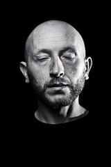 Robert Headshot (JackKocan.com) Tags: uk portraits studio shots dramatic ligthing strobists