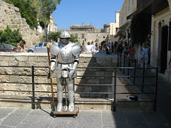 armored knight (Sergiu St. O.) Tags: greece knight armour rodhos