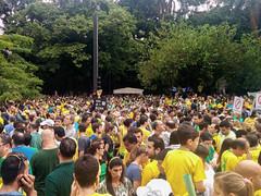 15th of March (rogeriobromfman) Tags: brazil people brasil democracy pessoas sopaulo politics protest poltica avenidapaulista manifestao democracia