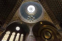 DSC_1288 (mkk3a) Tags: prague praha praga architektura czechy synagoga wntrze
