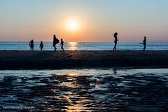 DSC_0028 (Patrick Herzberg) Tags: sunset sky holland water dutch strand landscape coast seaside zonsondergang nikon nederland thenetherlands avond noordwijk weerspiegeling avondfotografie d5200