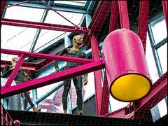 20100522-8109 (sulamith.sallmann) Tags: beleuchtung berlin deutschland dummy europa friedrichshainkreuzberg germany kreuzberg lamp lampe lampen lamps mannequin pink prinzenstrase rosa schaufensterpuppe deu sulamithsallmann