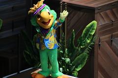 Minnie's Tropical Splash (sidonald) Tags: tokyo disney tokyodisneysea tds tdr tokyodisneyresort  tropicalsplash josecarioca   disneysummerfestival