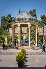Iran (yeaidgah) Tags: iran shiraz hafez hafezieh tomb
