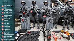 London Metropolitan Police CTSFO (World Armies) Tags: