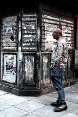 urban camouflage (@ntomarto) Tags: street city urban italy man strada italia citylife uomo camouflage sicily urbano palermo sicilia citt mimetizzazione antomarto ntomarto