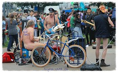 WNBR UK: Both Powered By Pedals (pg tips2) Tags: 2016 brighton wnbr worldnakedbikeride uk ukcyclonudista unitedkingdom