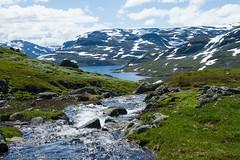 IMG_1937 Haukelifjell. (JarleB) Tags: haukelifjell haukeli røldal odda fjell tur høyfjellet hardangervidda dyrskar trolltjørn