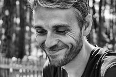The Man (kceuppens) Tags: portrait portret me outdoors outdoor buiten nikond7000 nikon d7000 nikkor18135 nikkor blackandwhite bw zw zwartwit black white zwart wit