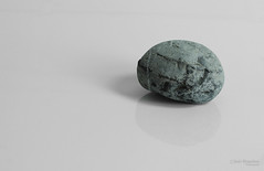 one rock (L Urquiza) Tags: rock stone table top simple still life bodegon