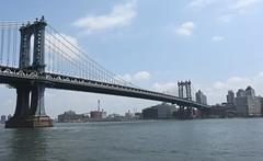NYC - Manhattan Bridge (ikimuled) Tags: manhattanbridge nyc newyork newyorkcity manhattan