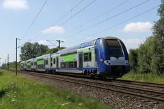 SNCF 427 ? - Chauny - 12/08/2016.