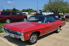 1968 SS427 Impala (ssfor27) Tags: musclecar ss427 impala 1968 red illinois springfield supersport 427