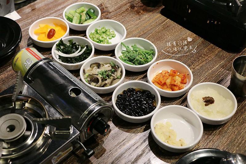 啾哇嘿喲南京復興韓式料理012