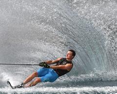 Urgency (photo by marko) Tags: waterskiing waterskier waterski water swerve spray sport speed slalom skiing skiable ski reflection photobymarko nikon nikkor naturallight malibuboats malibu 70200vrii 70200f28vrii 70200f28 7020028 70200 70200f28vr 2016 d500 adrenaline waterskiphotography malibuboat arrondavies lifeofawaterskier lessropemorebuoys morebuoyslessrope carvediem threesisters wigan