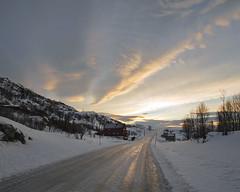 Sunrise (peterspencer49) Tags: peterspencer peterspencer49 norway winter sunrise arctic arcticcircle
