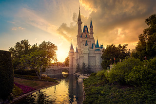 A Magical Kingdom Day's End