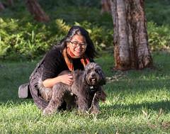 IMG_4727 (ben.roberts999) Tags: aus centennialpark dog lisa people portrait
