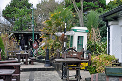0053 Fitzpatrick's Pub Jenkinstown.jpg (Tom Bruen1) Tags: 2014 countylouth fitzpatrickspub jenkinstown signpost telephonebox