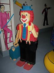 OH Bellaire - Toy & Plastic Brick Museum 143 (scottamus) Tags: bellaire ohio belmontcounty toyplasticbruckmuseum roadsideattraction sculpture statue display exhibit lego